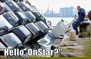 """Hello, OnStar?"""