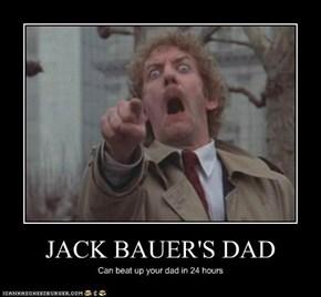 JACK BAUER'S DAD