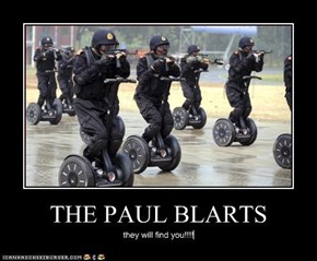 THE PAUL BLARTS