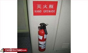 Those chinese hand grenades are huge