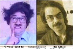 Mr Pringle (french TV) Totally Looks Like Rob Hubbard