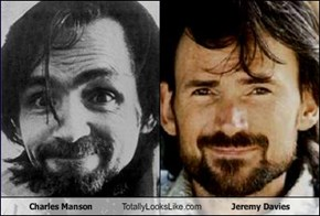 Charles Manson Totally Looks Like Jeremy Davies