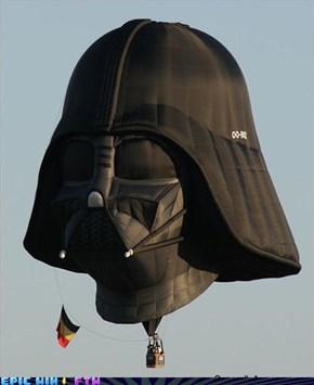 Vader baloon