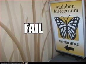 entrance fail