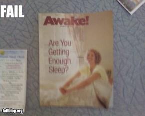 Sleep Fail
