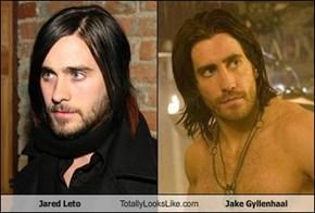 Jared Leto Totally Looks Like Jake Gyllenhaal