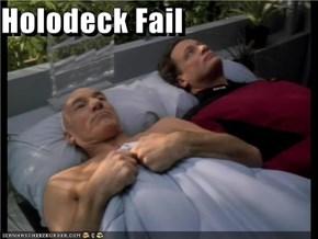 Holodeck Fail
