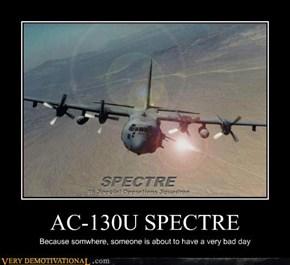 AC-130U SPECTRE