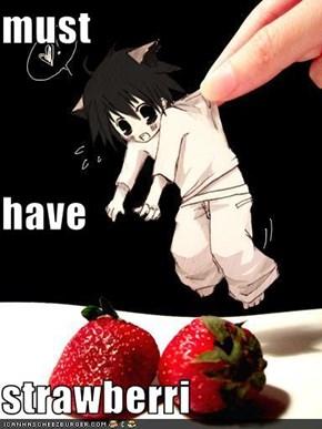 must have strawberri