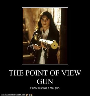 THE POINT OF VIEW GUN