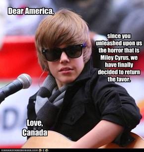 Dear America,