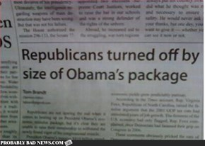 Is this the stimulus package?