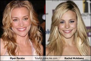 Piper Perabo Totally Looks Like Rachel McAdams