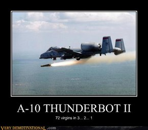 A-10 THUNDERBOT II