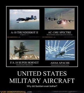 UNITED STATES MILITARY AIRCRAFT