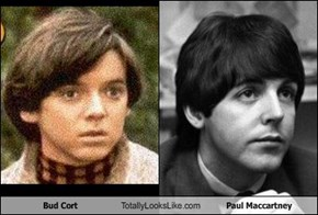 Bud Cort Totally Looks Like Paul Maccartney
