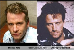 Thomas Jane Totally Looks Like Christopher Lambert