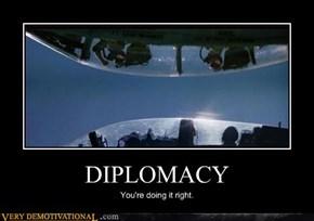 Top Notch Diplomats