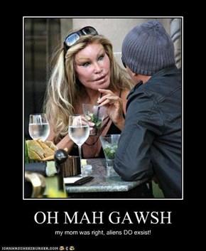 OH MAH GAWSH