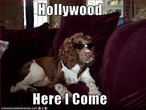 Hollywood  Here I Come