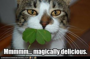 Mmmmm... magically delicious.