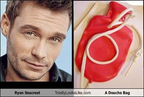 Ryan Seacrest Totally Looks Like A Douche Bag