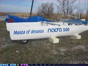 Masta of Desasta