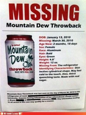 No Dew Dew
