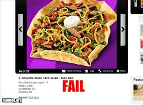 Fast Food Fail - or win