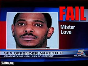 Sex Offender Name Fail
