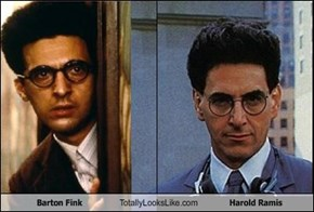 Barton Fink Totally Looks Like Harold Ramis