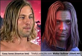 Casey James (American Idol) Totally Looks Like Walter Sullivan (Silent Hill)