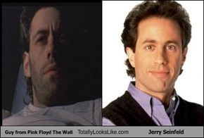Guy from Pink Floyd The Wall Totally Looks Like Jerry Seinfeld