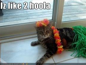 Iz like 2 hoola