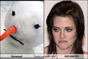 Snowmad Totally Looks Like IMZ ANGY!!!!