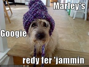 Marley's  Googie redy fer 'jammin