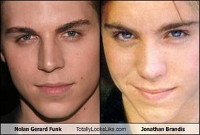 Nolan Gerard Funk Totally Looks Like Jonathan Brandis