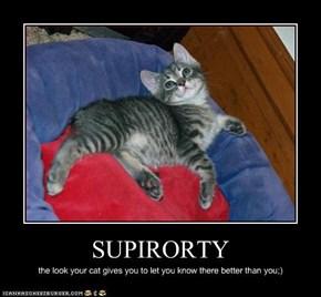 SUPIRORTY