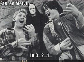 Stereo Melvin   In 3...2...1...