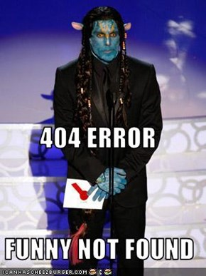 404 ERROR  FUNNY NOT FOUND