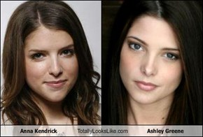 Anna Kendrick Totally Looks Like Ashley Greene