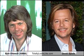 Björn Ulvaeus (ABBA) Totally Looks Like David Spade