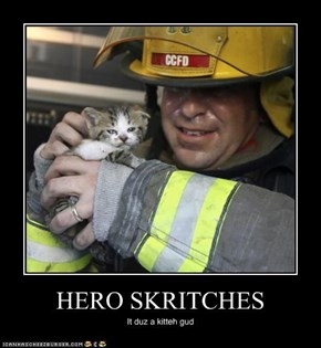 HERO SKRITCHES