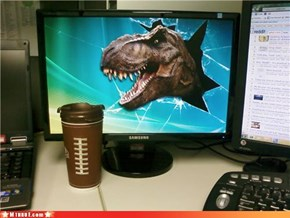 T-Rex + Coffee