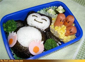 Snorlax Bento Win!