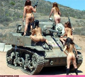 The Nude Platoon, At it Again