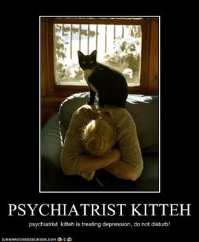 PSYCHIATRIST KITTEH