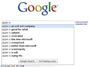 Apple is an evil evil company