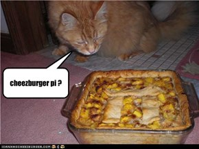 cheezburger pi ?