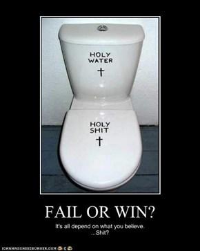 FAIL OR WIN?